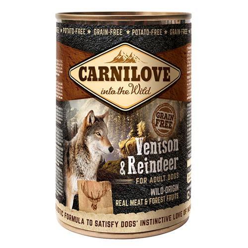 Comida húmeda Carnilove Venison & Reindeer