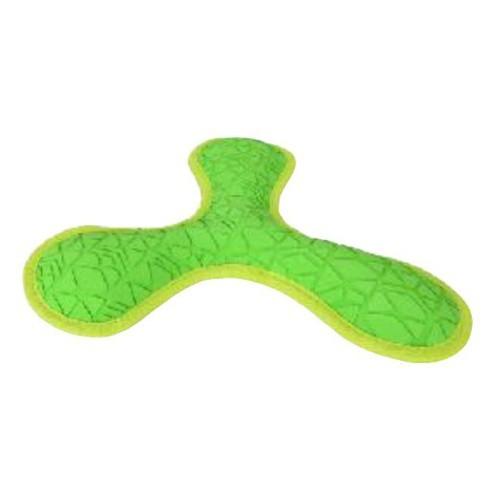 Hélice de goma resistente verde