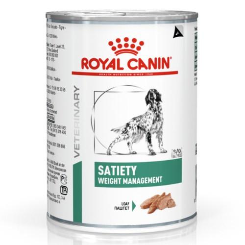 Royal Canin Satiety control de peso húmedo