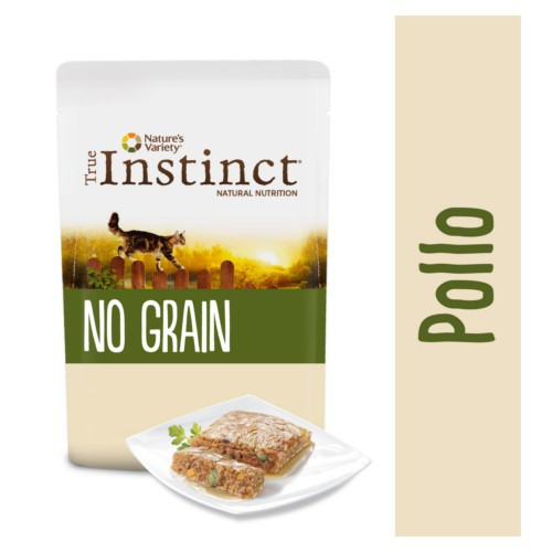 True Instinct No Grain paté de pollo con verduras