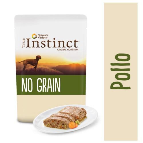 True Instinct No Grain Medium/Maxi Terrine pollo