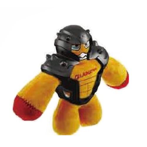 Juguete Gladiator GiGwi amarillo