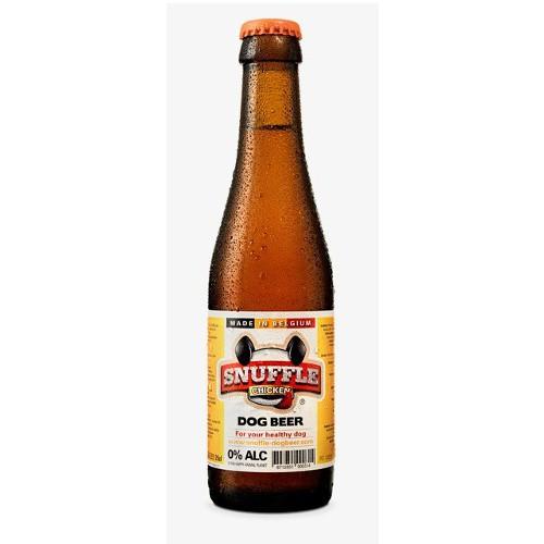 Cerveza para perros Dog Beer sabor pollo