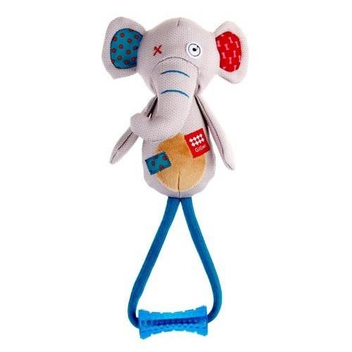Elefante con asa GiGwi