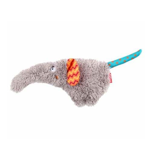 Peluche elefante con sonido GiGwi