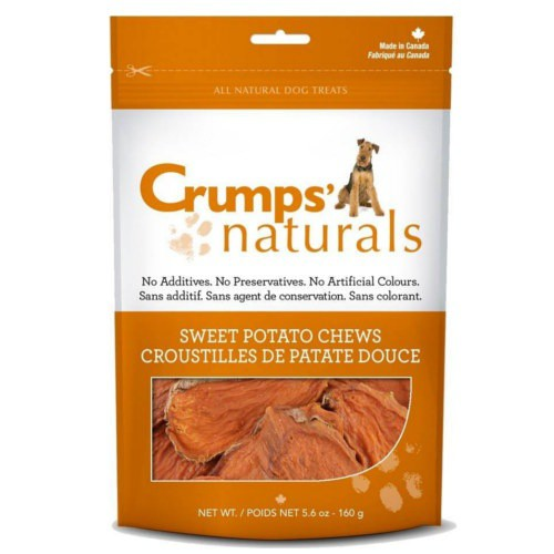 Snack de batata masticable Crumps