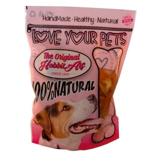 Oreja de vaca deshidratada para perros
