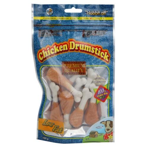 Muslitos de pollo con calcio para perros