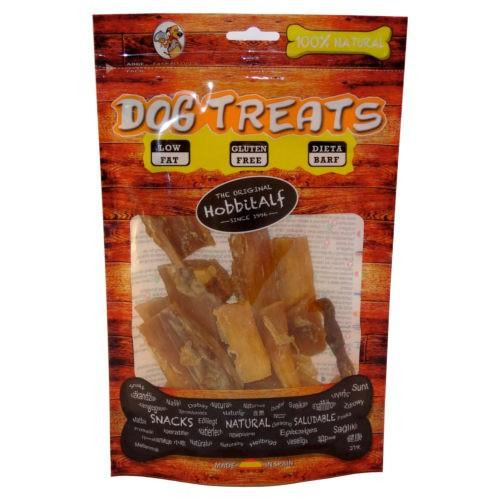 Puntas de tendón de ternera para perros