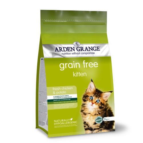 Pienso Arden Grange Kitten para gatitos