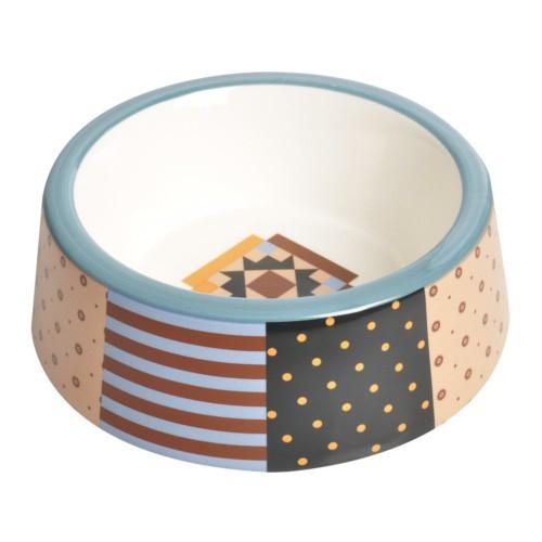 Comedero de cerámica azteca
