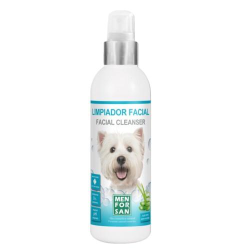 Limpiador facial para perros Menforsan