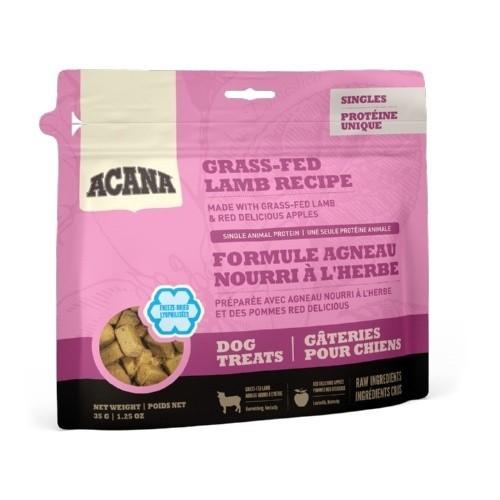 Snack Acana Dog Treats cordero y manzana