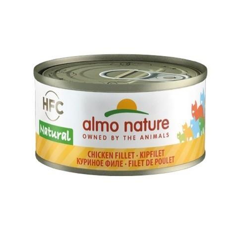 Almo Nature HFC Natural filete de pollo para gatos