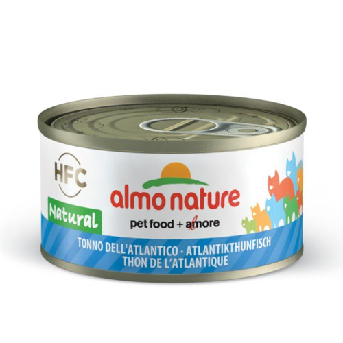 Almo Nature HFC Natural atún atlántico para gatos