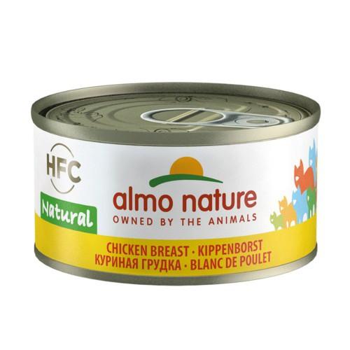 Almo Nature HFC Natural pechuga de pollo para gatos