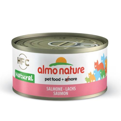 Almo Nature HFC Natural salmón para gatos