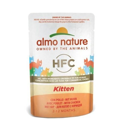 Almo Nature HFC Cuisine Kitten para gatos