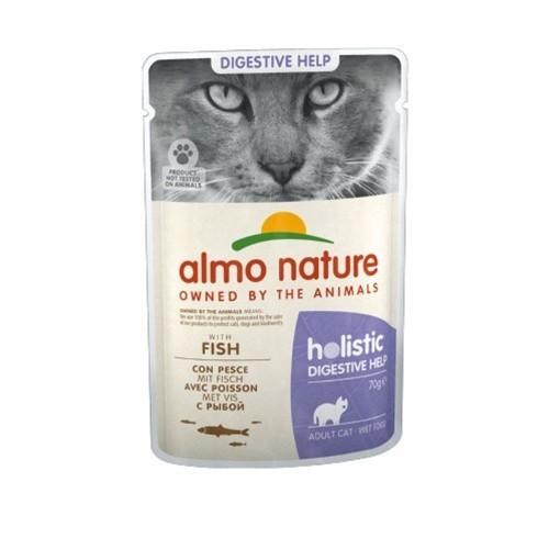 Almo Nature Sensitive pescado para gatos