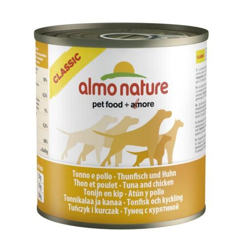 Almo Nature HFC Classic pollo y atún para perros
