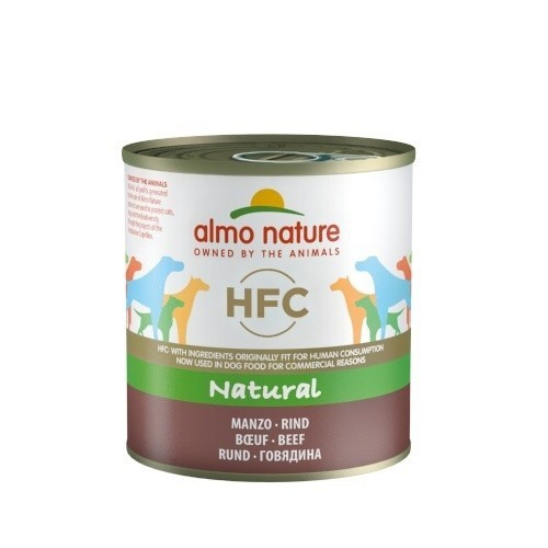 Almo Nature HFC Classic buey para perros