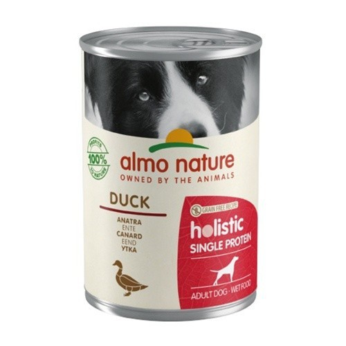 Almo Nature Single Protein pato para perros