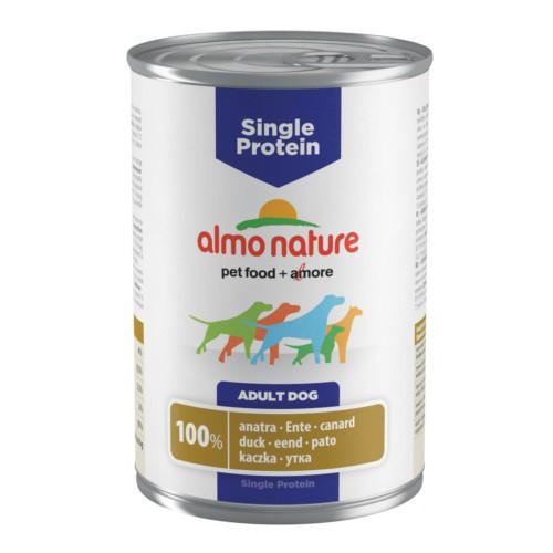 Almo Nature Single Protein pato para perros
