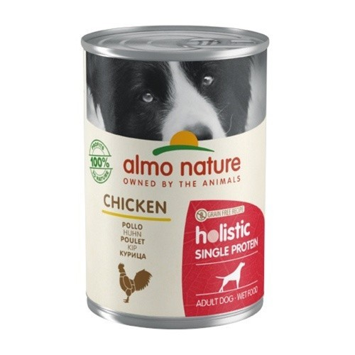 Almo Nature Single Protein pollo para perros