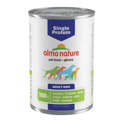 Almo Nature Single Protein pavo para perros
