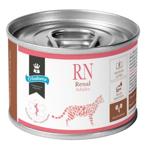 Alimento húmedo Criadores Dietetic Renal para gatos