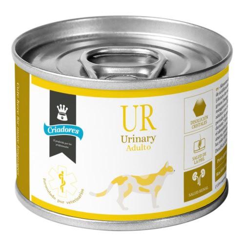 Alimento húmedo Criadores Dietetic Urinary para gatos