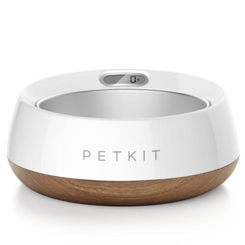 Comedero báscula Petkit Fresh metal-madera