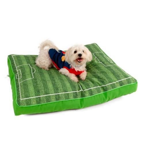 Colchón campo de fútbol TK-Pet Futpet para perros