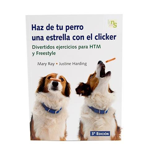 Haz de tu perro una estrella con el clicker