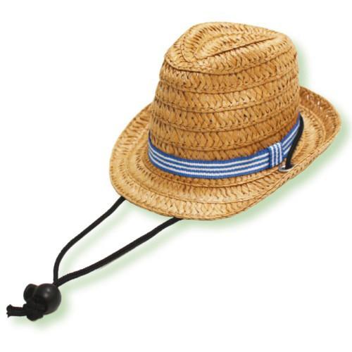 Sombrero de paja para perros - Tiendanimal 222cfb7e86d