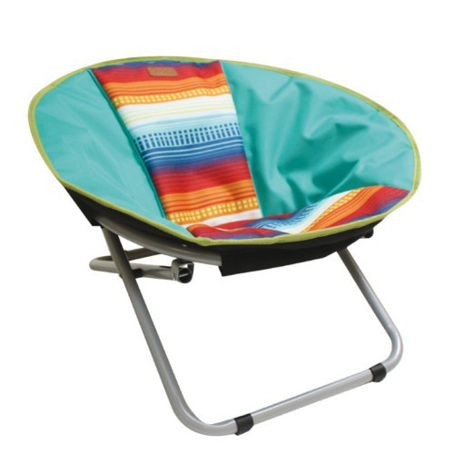 Folding oval chair for dogs