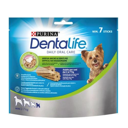 Purina Dentalife para perros muy pequeños