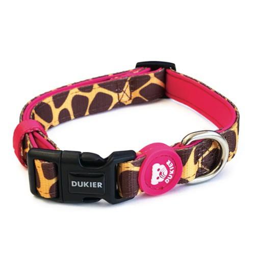 Collar estampado jirafa Dukier Savana