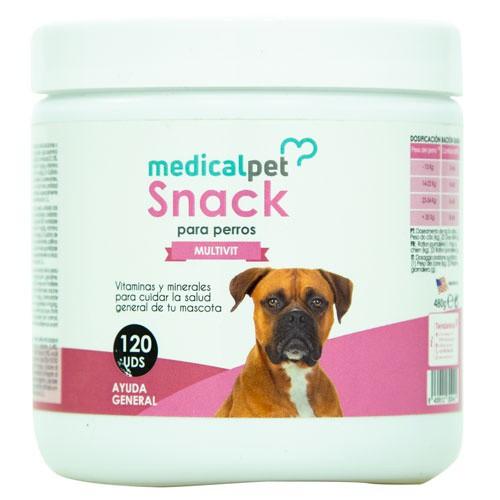 Snack Medicalpet Multivit para perros