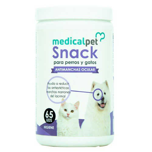 Eyepet Anti-spotted Snack