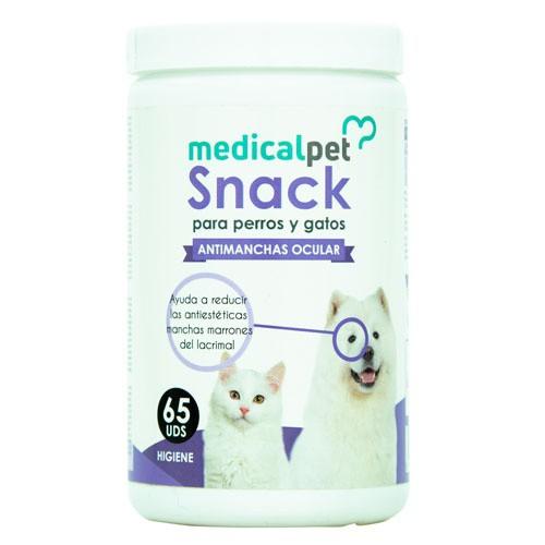 Snack Medicalpet Antimanchas ocular