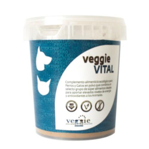Complemento alimenticio Veggie Vital perros y gatos