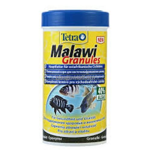 Tetra Malawi alimento en gránulos
