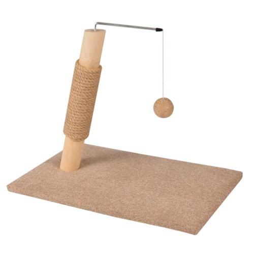 Poste rascador Scandi Basic con juguete