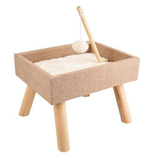 Cama para gatos Scandi Bed con patas