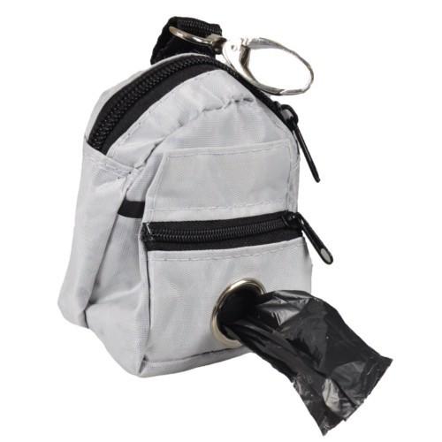 Llavero mochila porta bolsas y golosinas