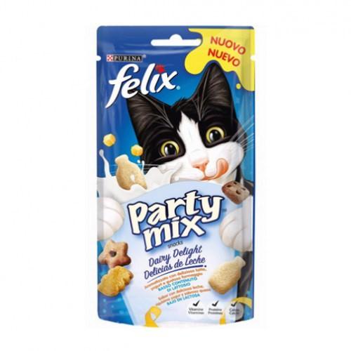 Snacks Felix Party mix Delicias de leche