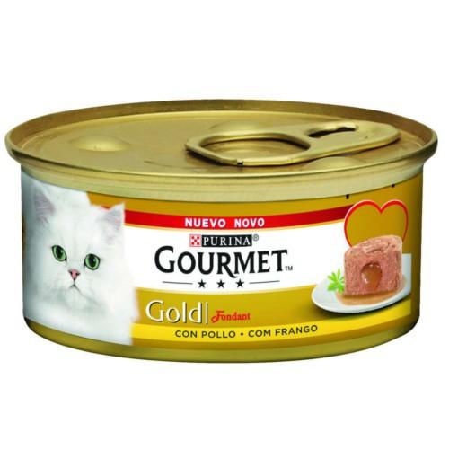 Gourmet Gold Fondant con pollo
