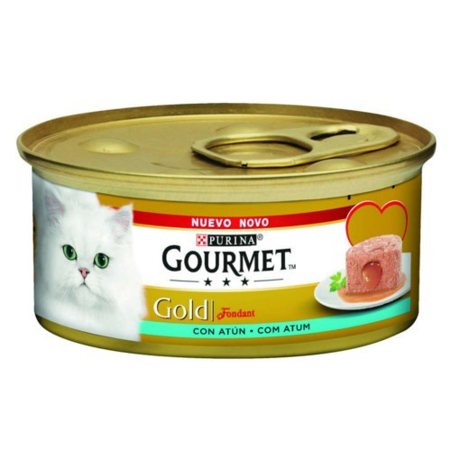 Gourmet Gold Fondant con atún