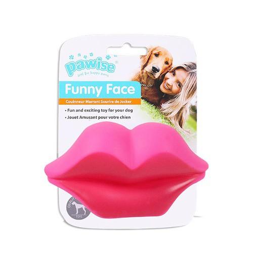 Juguete Labios para perros Funny Face